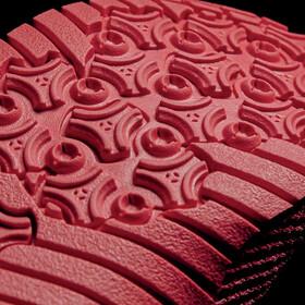 adidas Kurobe Sandals Kids easy green/tactile pink/easy green